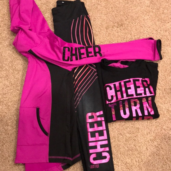 Justice Other - Justice Cheer Set
